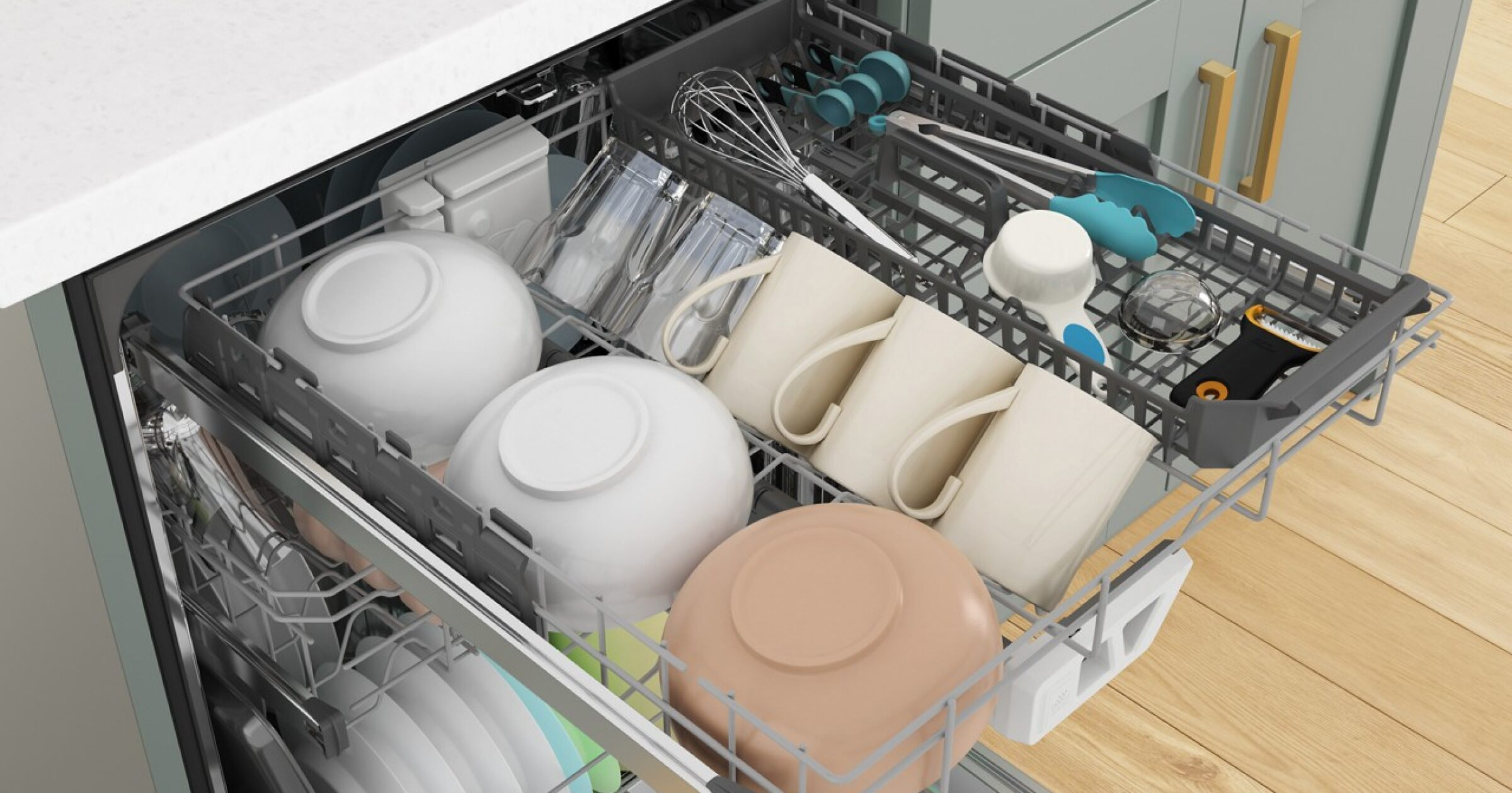 What Is And Isn T Dishwasher Safe Whirlpool