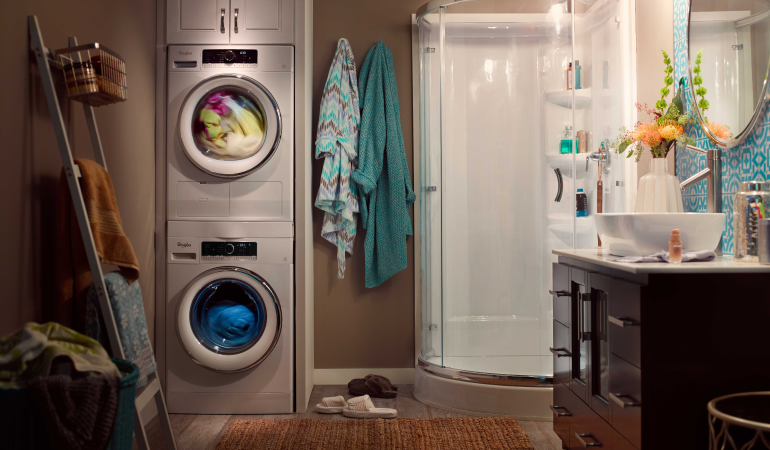 Washer Dryer Combos For Your Tight Quarters Whirlpool