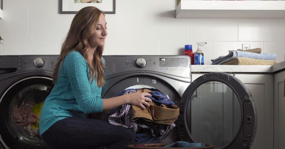 How To Sort And Separate Laundry In 4 Steps Whirlpool