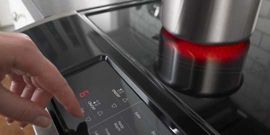 Guided Cooktop Controls