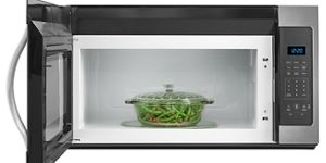 1 7 Cu Ft Microwave Hood Combination With Electronic