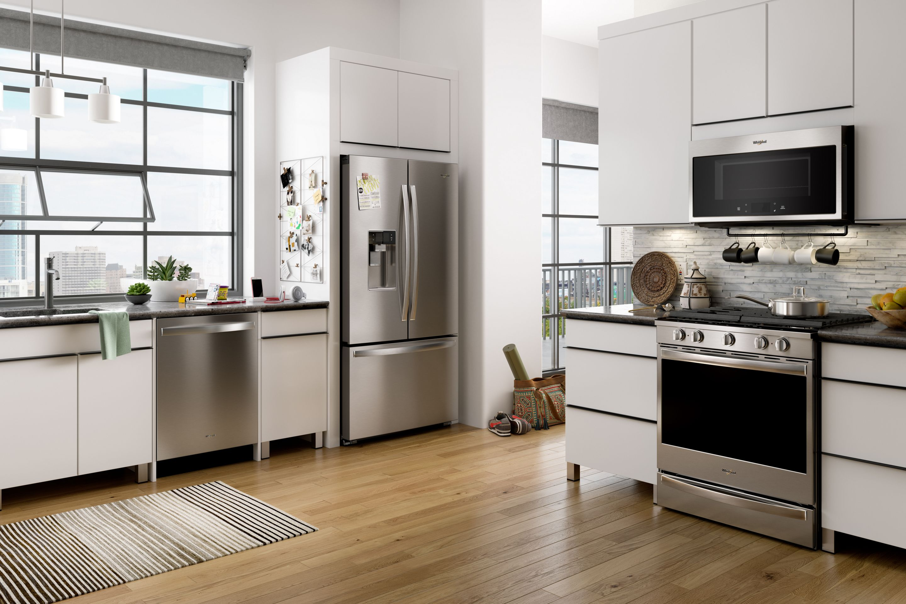 Find your kitchen style with our design tool whirlpool for Find your kitchen style