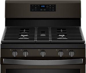 matte black kitchen ranges and other appliances from whirlpool  fingerprint resistant black stainless steel  u2013 matte black kitchen      rh   whirlpool com