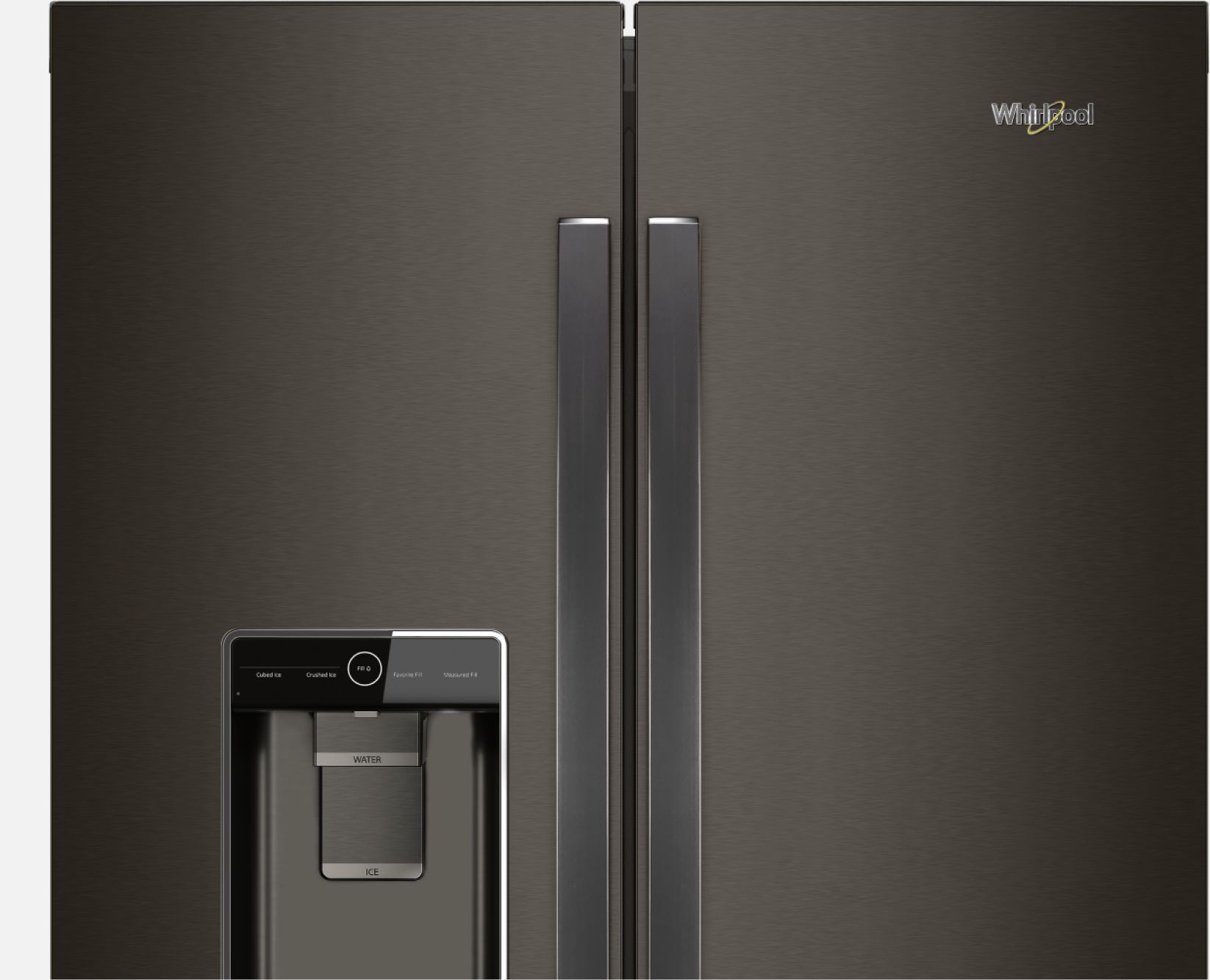Black Stainless Steel Refrigerators And Liances From Whirlpool