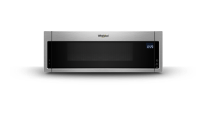 Low Profile Microwave Hood Combination From Whirlpool