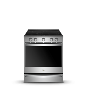 Slide In Kitchen Ranges From Whirlpool