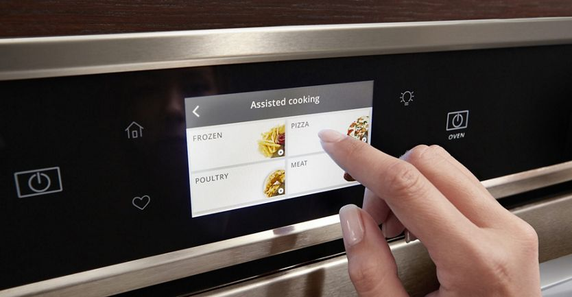 Connected Appliances Whirlpool