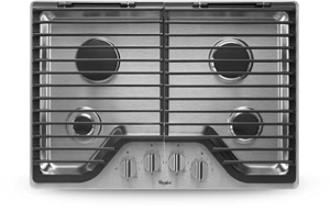 30 Gas Cooktop With Ez 2 Lift Grates