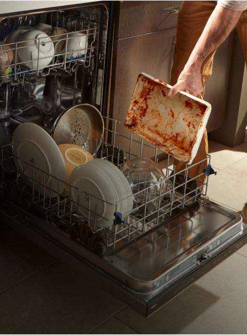 Compare dishwashers to find the right one for your family at Whirlpool.