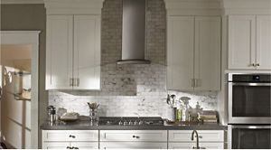 Beautiful Clear The Air Quietly With Kitchen Hoods From Whirlpool.