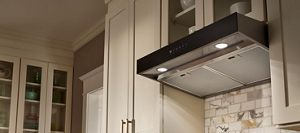 ... Make Sure The Kitchen Vent Hood You Choose Is The Right Size With The  FIT System ...