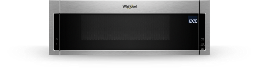 Low Profile Microwave Over The Range Whirlpool