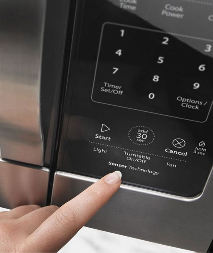 Discover The Benefits Of Sensor Cooking Microwaves From Whirlpool