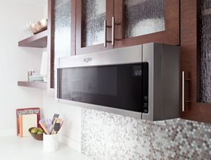 Delicieux Do More Than Heat Up Leftovers With Convection Microwaves From Whirlpool.