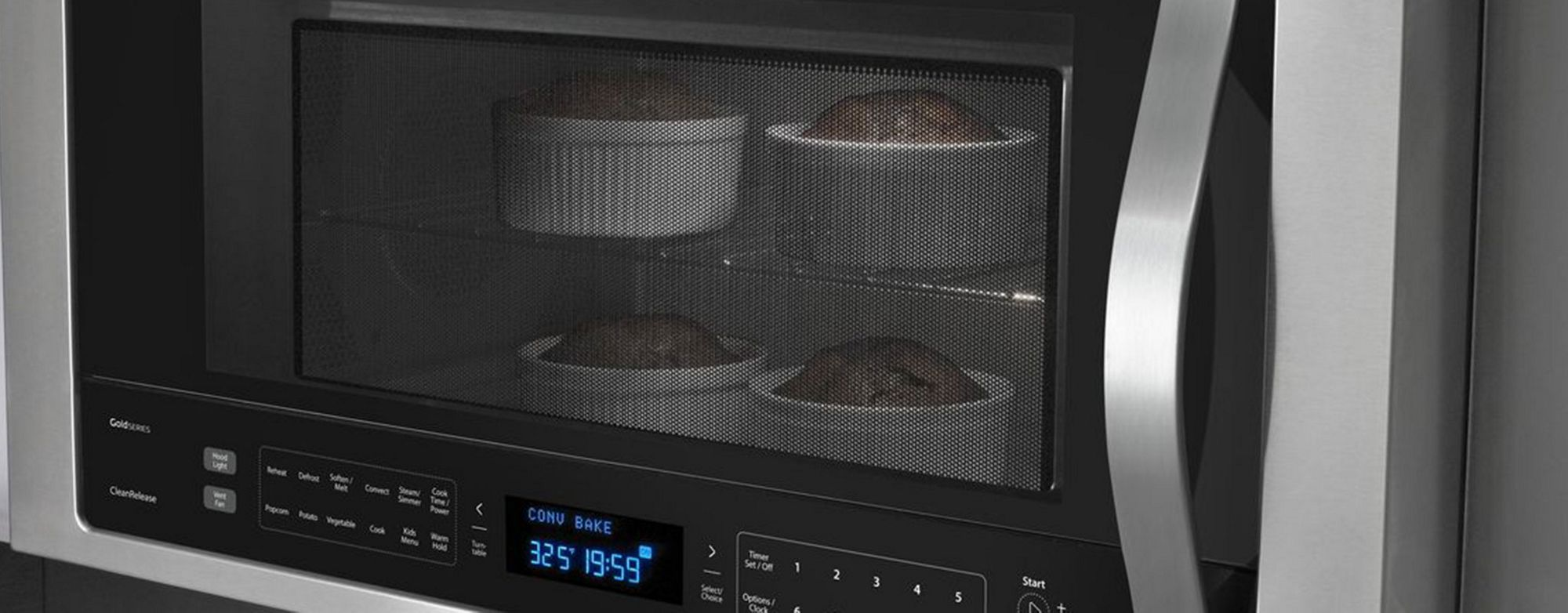 Do More Than Heat Up Leftovers With Convection Microwaves From Whirlpool