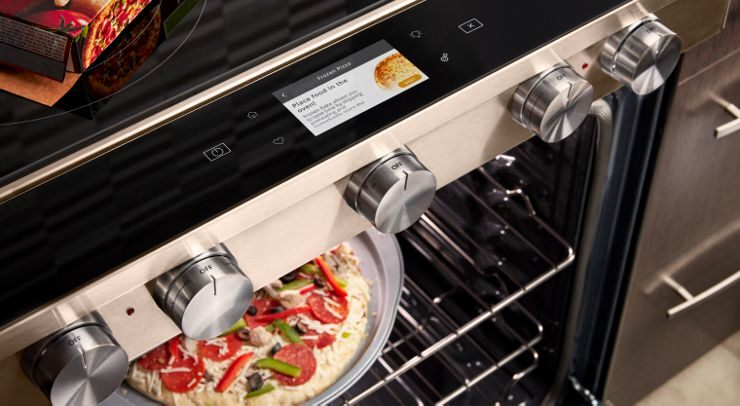 Ovens From Whirlpool Offer Frozen Bake Technology So You Can Skip Preheating