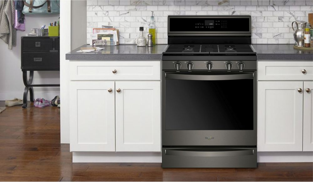 Make Dinner Faster With Top Range Features Like Scan To Cook From Whirlpool