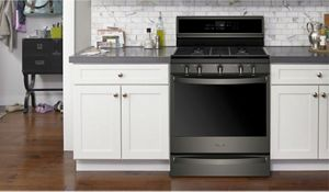 Elegant Make Dinner Faster With Top Range Features Like Scan To Cook From Whirlpool. Gallery