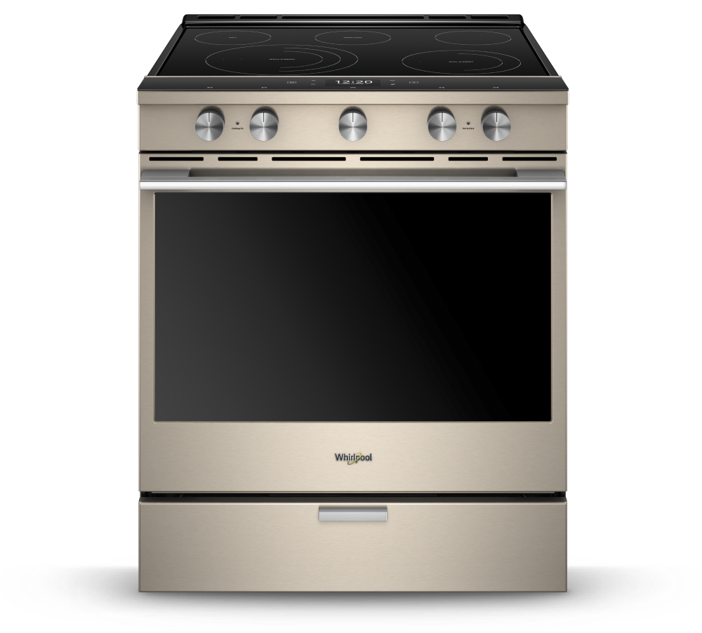 Smart Slide In Electric Range Top Pick