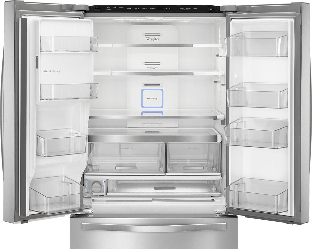 Refrigerators   Whirlpool on