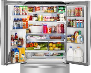 ... our French door selection lets you choose the best refrigerator for your home  sc 1 st  Whirlpool & Refrigeration | Whirlpool