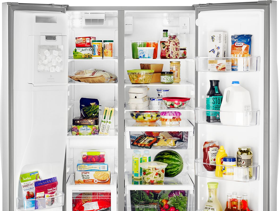 Commercial refrigerator for home use -  You Ll Find The Right Side By Side Refrigerator Options
