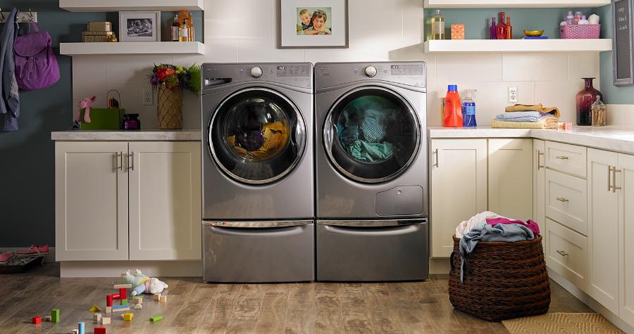 Laundry Whirlpool