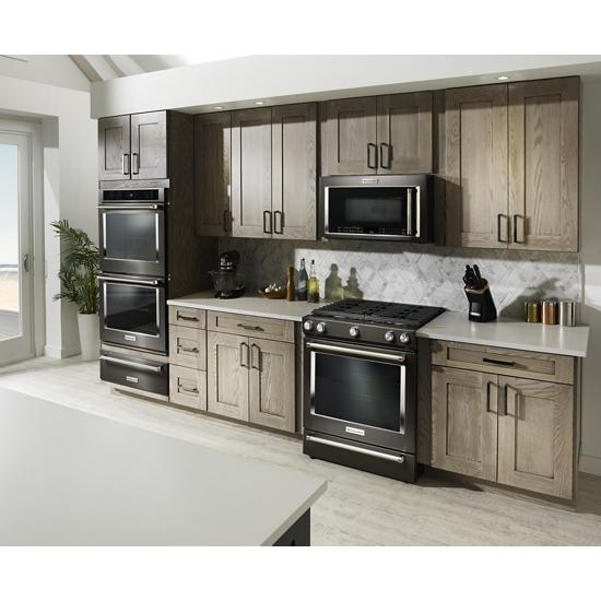 """Model: KODE500EBS   KitchenAid 30"""" Double Wall Oven with Even-Heat™ True Convection"""