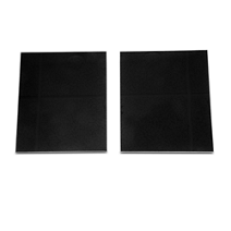 Expressions™ Collection Cooktop Grill Covers-Black