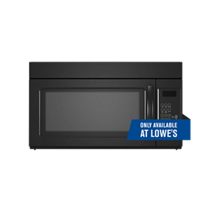 Microwave Range Hood Combination