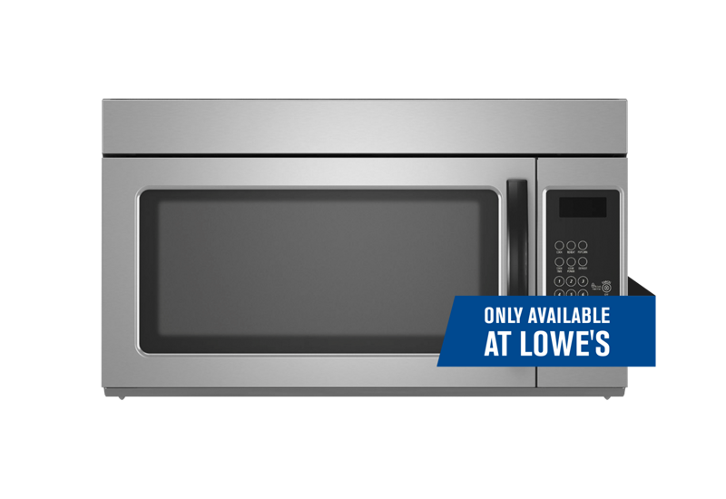 hero UMV1160CS.tif?$PDP PRODUCT IMAGE$ over the range microwaves whirlpool  at mr168.co