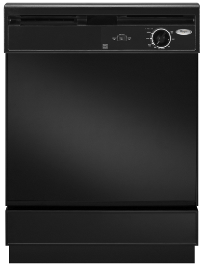 hero DU811SWPU.tif?$PDP PRODUCT IMAGE$ built in dishwasher whirlpool  at fashall.co
