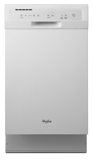hero WDF518SAFW.tif?$PDP PRODUCT IMAGE$ 31 inch wide all refrigerator with led lighting 18 cu ft  at fashall.co