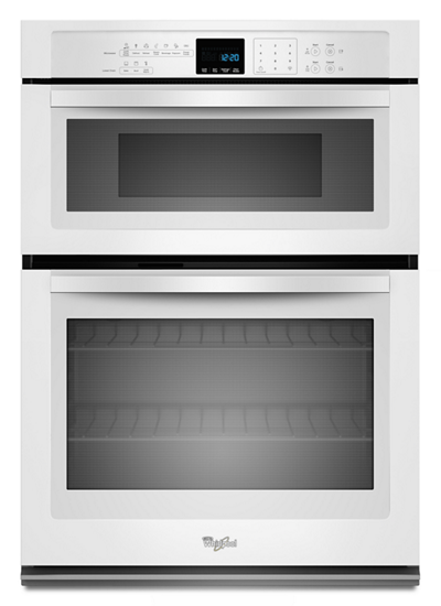 Combination Microwave Wall Oven With Steamclean Option
