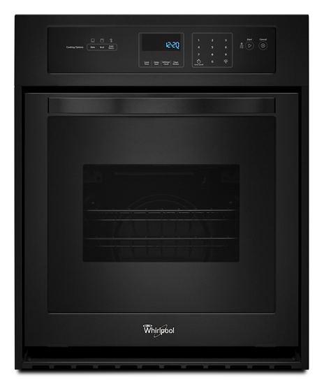 3 1 Cu Ft Single Wall Oven With High Heat Self Cleaning