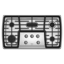 Gold® 36-inch Gas Cooktop with 17,000 BTU Flex Power™ Burner