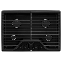 30 inch Gas Cooktop with Multiple SpeedHeat™ Burners