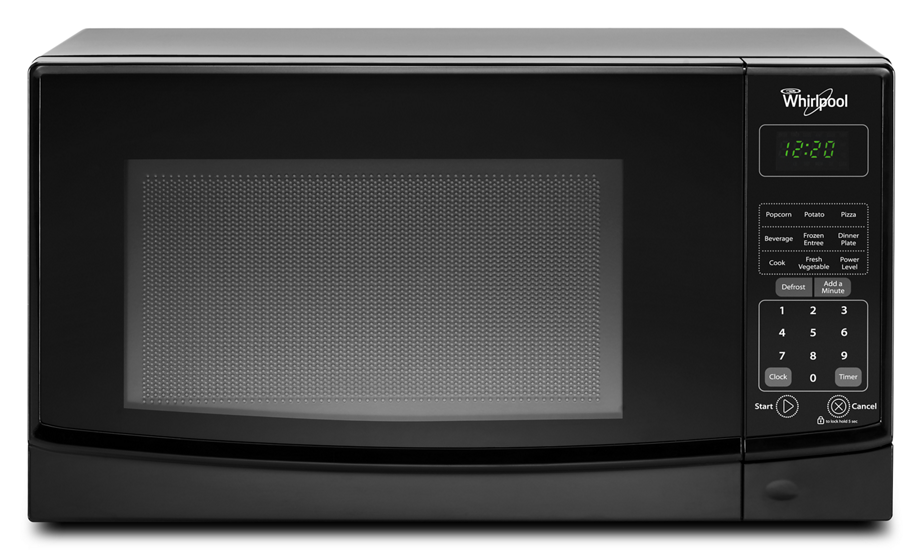 0 7 Cu  Ft  Countertop Microwave With Electronic Touch Controls