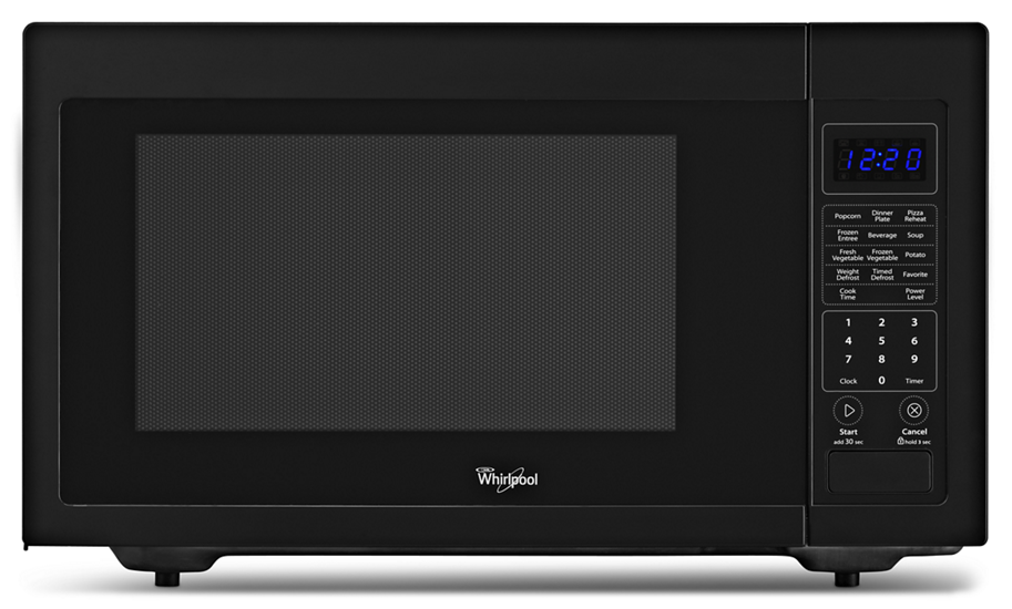 Countertop Microwave With 1 200 Watts Cooking