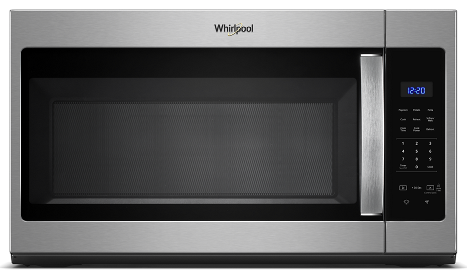 Www Whirlpool Com >> 1.7 cu. ft. Microwave Hood Combination with Electronic ...
