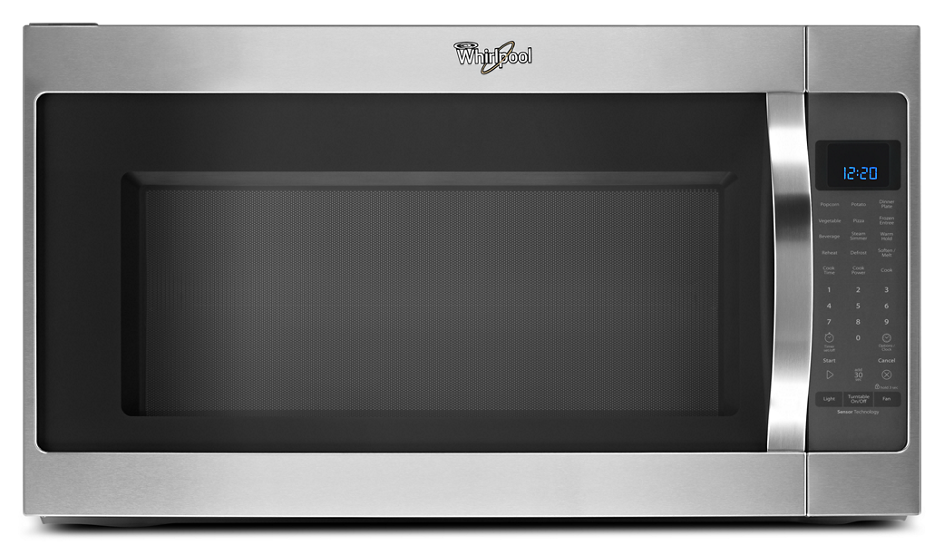 2.0 cu. ft. Capacity Steam Microwave With CleanRelease