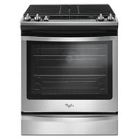 5 8 Cu Ft Slide In Gas Range With Ez 2 Lift Hinged