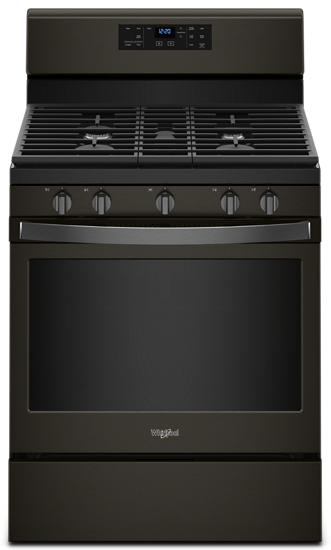 Www Whirlpool Com >> 5.0 cu. ft. Freestanding Gas Range with Center Oval Burner ...