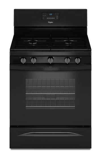 ft freestanding gas range with fan convection cooking. Interior Design Ideas. Home Design Ideas