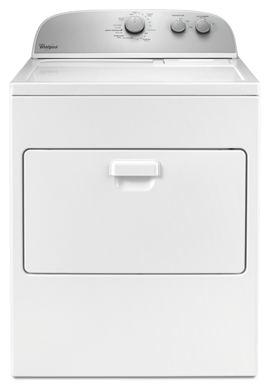 70 cuft electric dryer with autodry