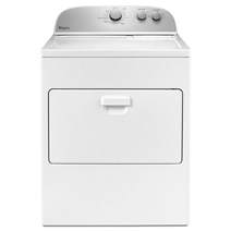 7.0 cu.ft Electric Dryer with AutoDry™