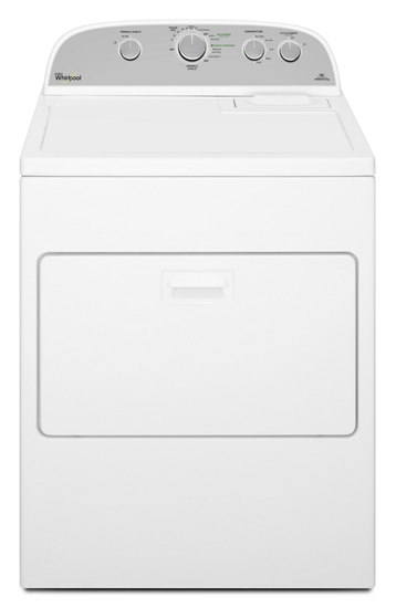 7 0 Cu Ft Top Load Electric Dryer With Wrinkle Shield