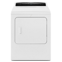 7.0 cu.ft Top Load HE Electric Dryer with AccuDry™, Intuitive Touch Controls