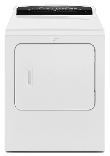 70 cuft top load he electric dryer with advanced moisture sensing intuitive touch