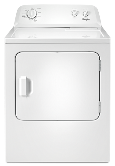 7 0 Cu Ft Top Load Gas Dryer With Autodry Whirlpool